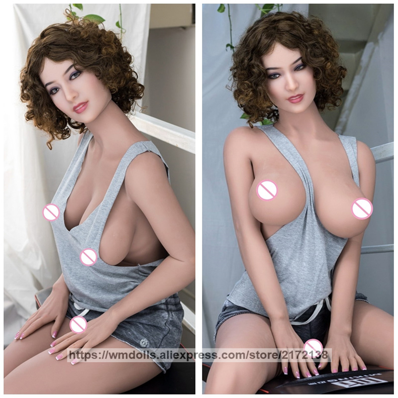 Wmdoll 158cm Top Quality Real Full Size Silicone Sex Doll Realistic Anime Love Doll Sexy Huge Breast Adult Toys For Men Delaying Senility Beauty & Health Sex Dolls