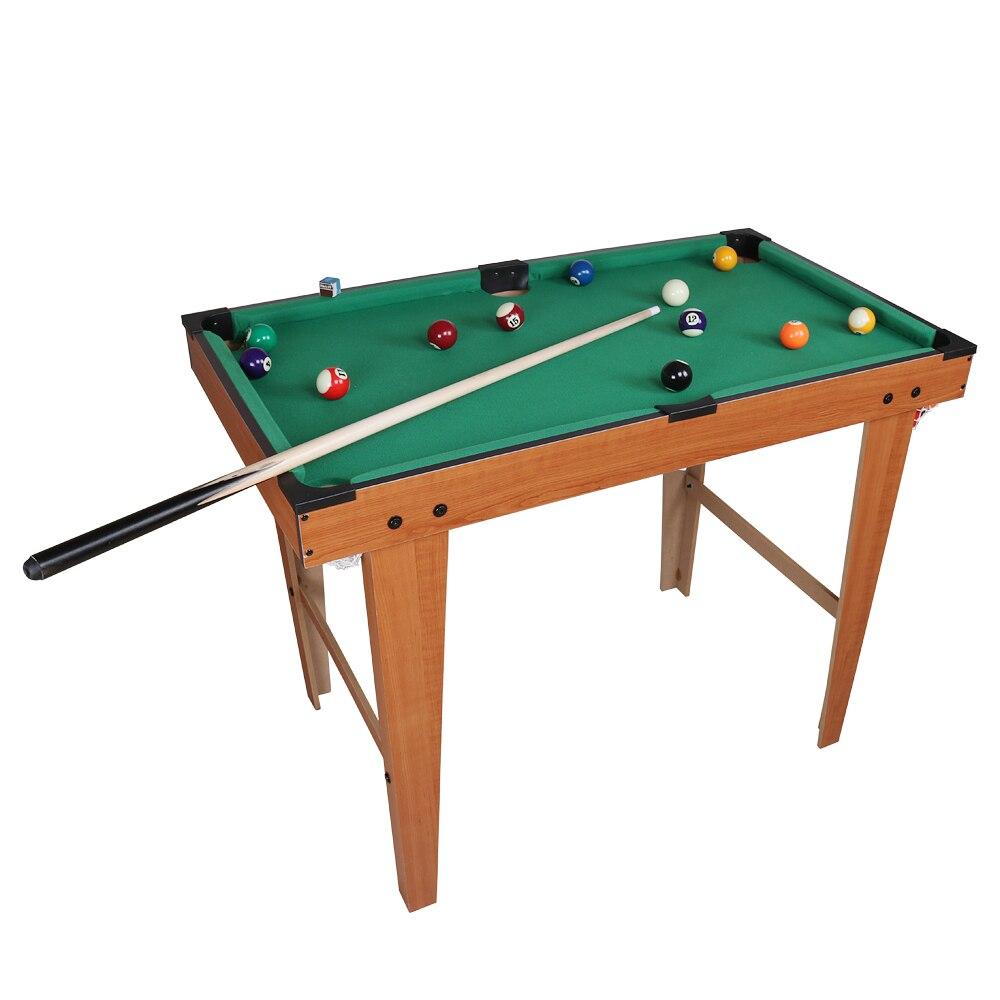 Jeu de sport Mini piscine billard jeu de Table bébé jouet enfants Table jeux de société balle cadeau livraison gratuite