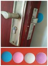 1 шт дверные ручки защита от столкновений ударная круглые пластиковые