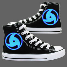 Naruto Luminous Canvas Shoes