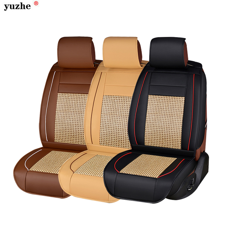 Universal Car seat covers For Mazda 3 6 2 C5 CX-5 CX7 323 626 Axela Familia ATENZA CX9 DEMIO LANTIS car accessories car styling