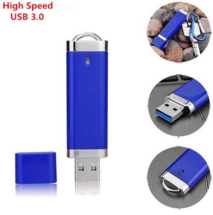 USB 3.0 Flash Drive 64GB Pendrive 32GB 16GB 8GB 128GB Memory Stick USB Flash Thumb Drives Pen Driver Pensonalized Gifts Clef USB
