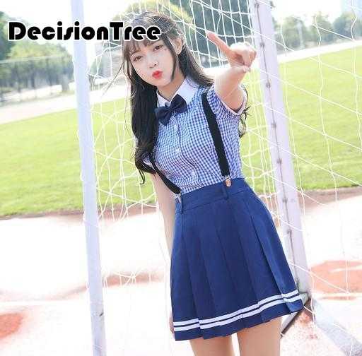2019 летняя школьная форма, комплект, студенческий галстук для костюма, костюм моряка, школьная форма для японской средней школы, костюм японской школьной формы для девочек, милый косплей