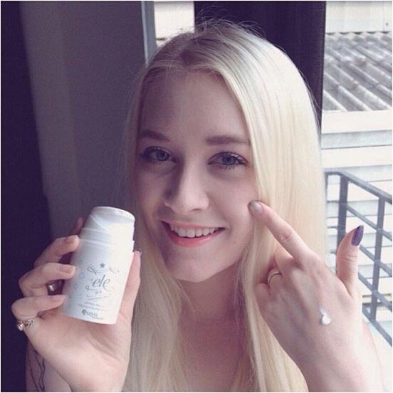 ELEMENTOS de Mudança de Cor CC Creme SPF50PA ++ Iluminar Clareamento Natural para qualquer cor de pele Hidratante Rosto Corretivo 50 ml