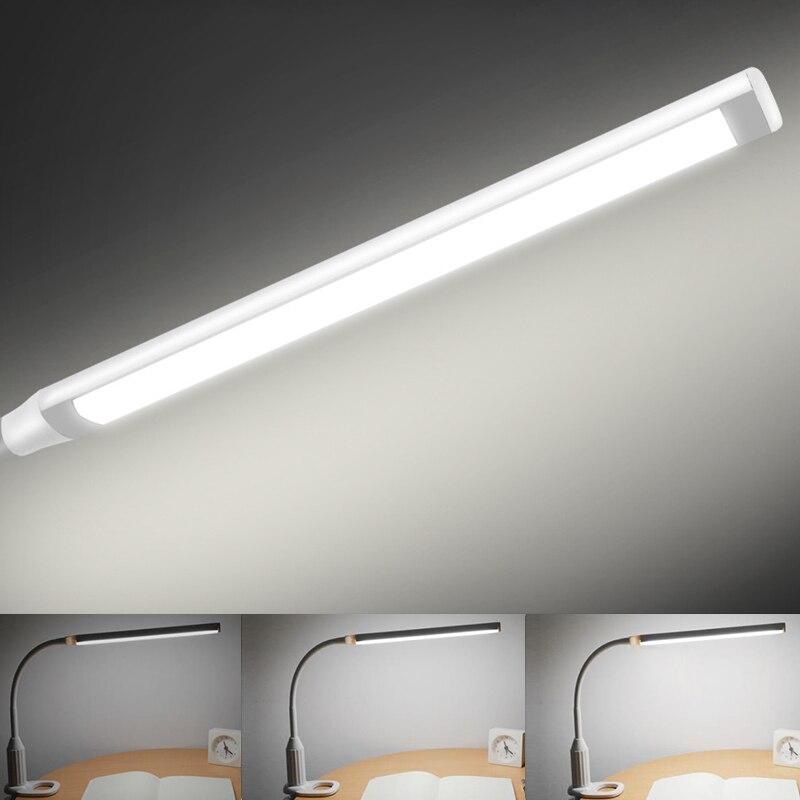 Livre 24 De Led Lumière Acheter Flexible Table Lampe Clip Gradateur 76vybfgY