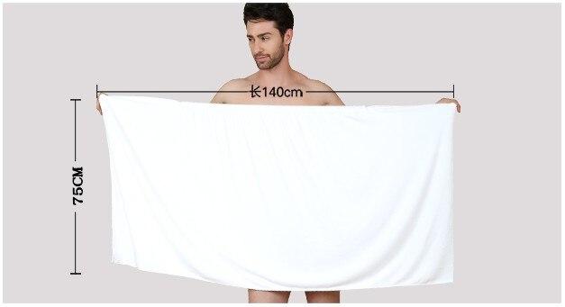 Nööpidega saunarätikud meestele