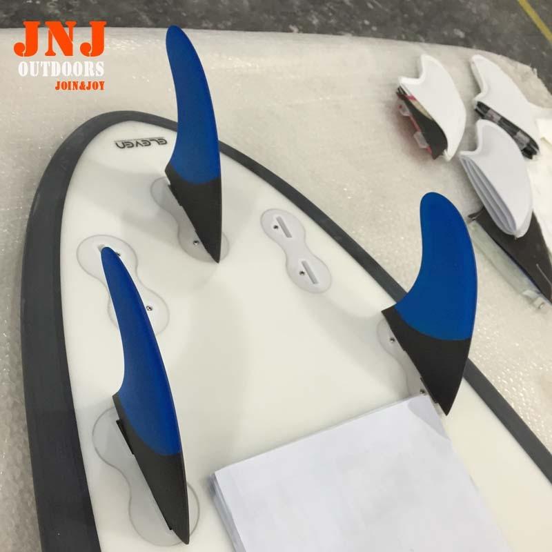 Pool süsinikkiust sinine värvi lainelaua finiter FCS G5 M surfab - Veesport - Foto 3