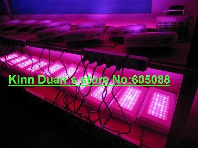 90 Вт растет свет 45x2 Вт НЛО гидропоники освещения равна 400-500 Вт MH/ hps лампы ac100-265v ce & rohs 50 шт./лот, DHL Бесплатная доставка ...