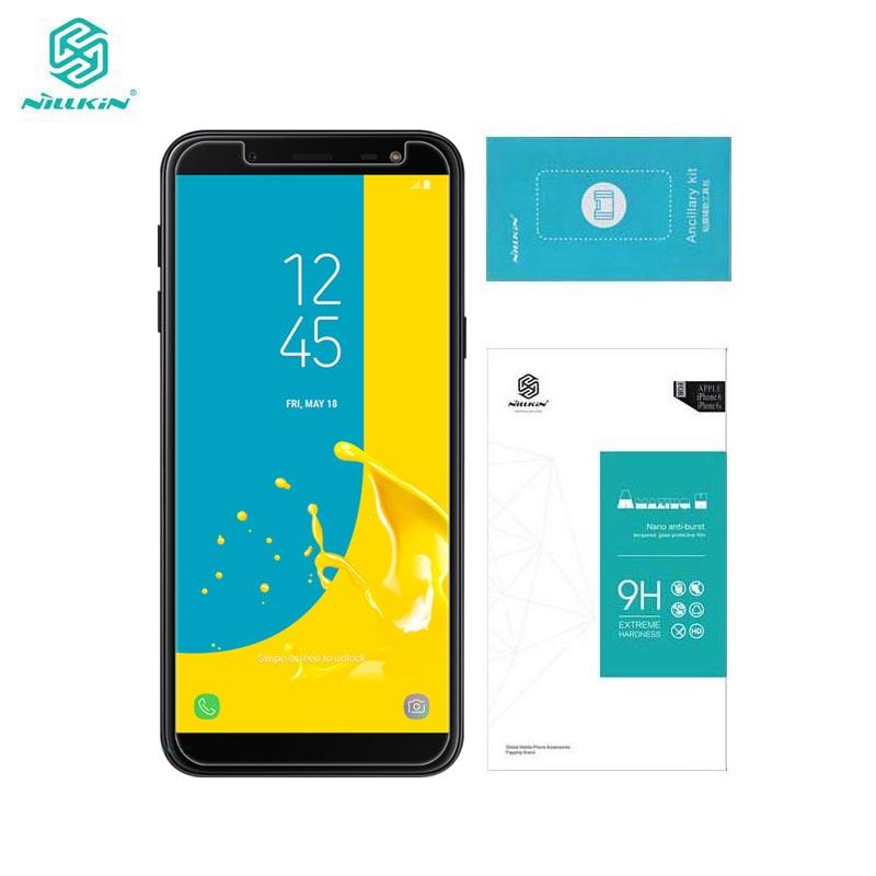 SFor Samsung J6 Vetro Temperato Nillkin Incredibile H 0.33mm Protezione Dello Schermo di Vetro per Samsung Galaxy J6 2018 J600F SM-J600F on6