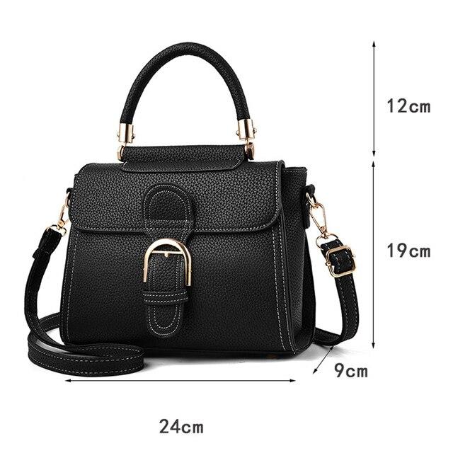 739d4732ef97 Роскошные сумки женские сумки дизайнерские женские Офисные Сумки На Плечо  Высокое качество личи кожа Crossbody Сумки