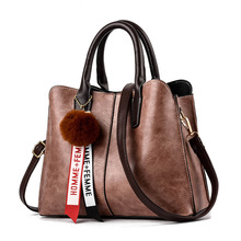 2019 Women PU Leather Handbags Ladies Large Tote Bag Female Square Shoulder Bags Bolsas Femininas Sac New Fashion Crossbody Bags ludesnoble 5 colors 100% genuine leather bag female women s handbags ladies tote bags shoulder bag women tassel bolsas femininas