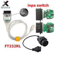Scanner K Dcan Bmw Inpa Usb-Interface Cars FT23RL Newest for Compatible FTDI From-1998