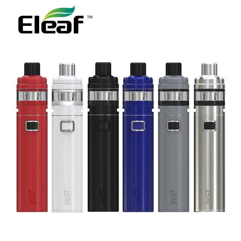 Original Eleaf iJust NexGen Kit 3000 mah Errichtet in der Batterie 2 ml Kapazität Nex Gen Starter Kit w/HW1 spule 0.2ohm vs eleaf ijust s