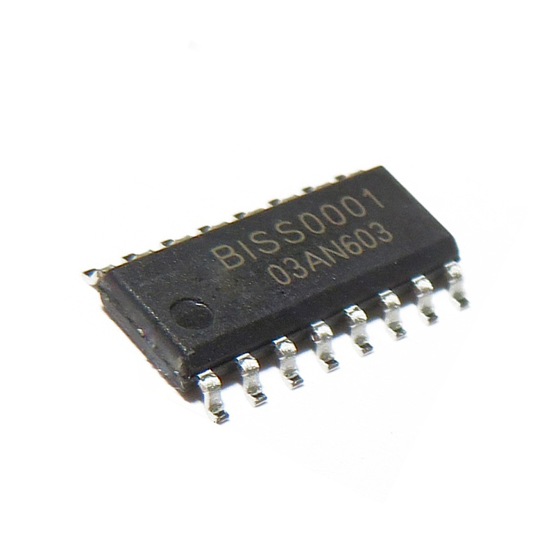 Flight Tracker 20 Teile/los Biss0001 Sop16/dip16 Biss-0001 Cmos Digital-analog Hybrid Asic Infrarot Sensing Signal Prozessor