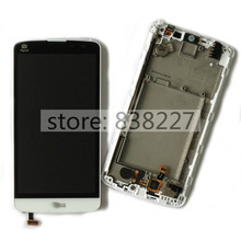 LCD display touch digitizer For LG L bello d331 D335 D337 L80+ LCD display Screen touchscreen Glass with Frame white in stock
