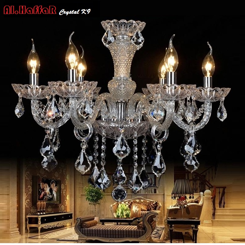 Free Shipping Modern crystal Pendant Lighting Pendant Crystal lights Living room bedroom lamp K9 Crystal Luxury Pendant Lamp видеорегистратор каркам carcam u4 fullhd