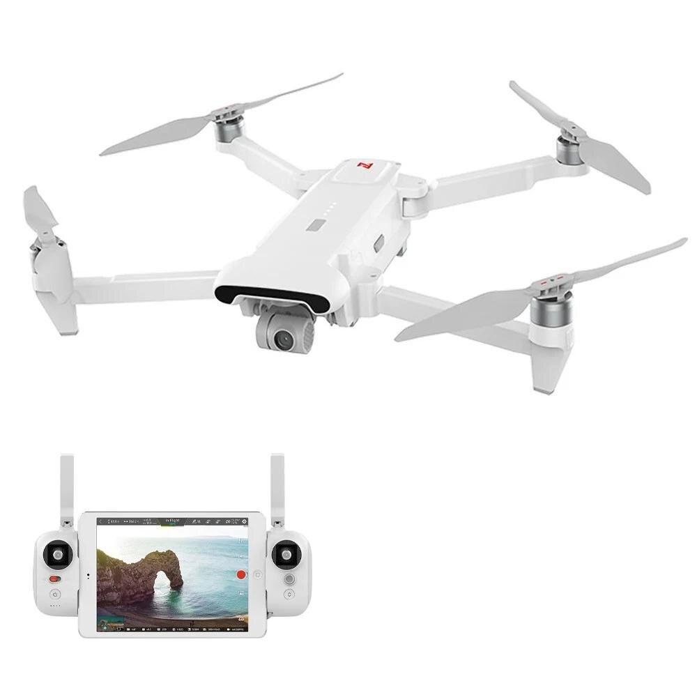 FPV d'origine Xiaomi FIMI X8 SE 5KM avec cardan 3 axes caméra 4K GPS 33 minutes temps de vol Drone RC quadrirotor RTF en Stock