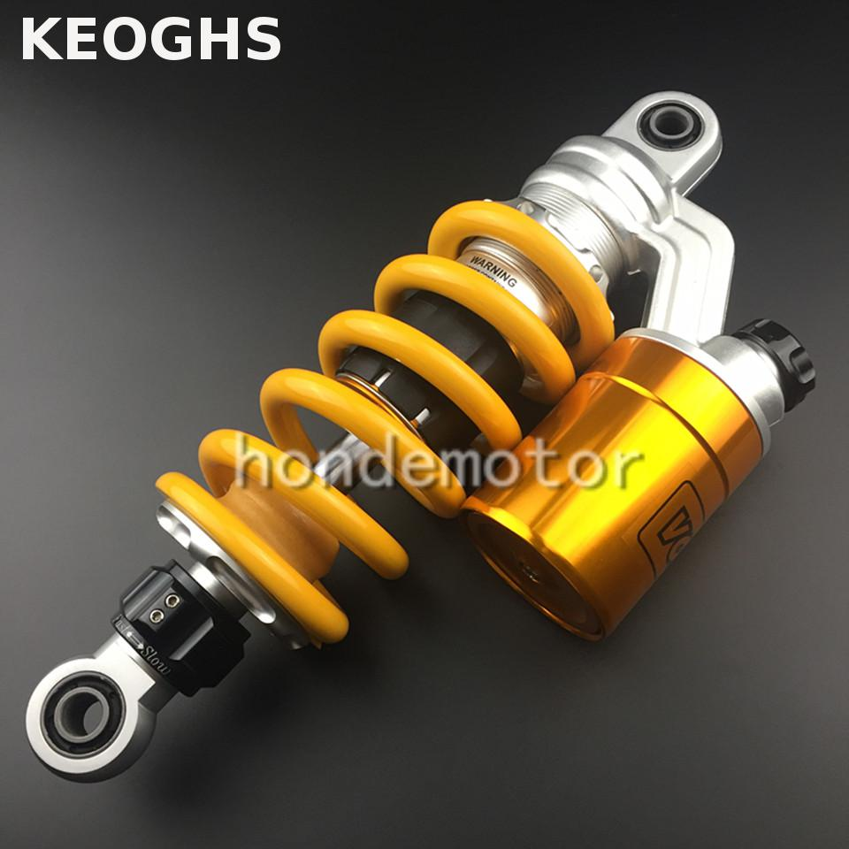 Keoghs Motorcycle Rear Shock Absorber Gas Shock For