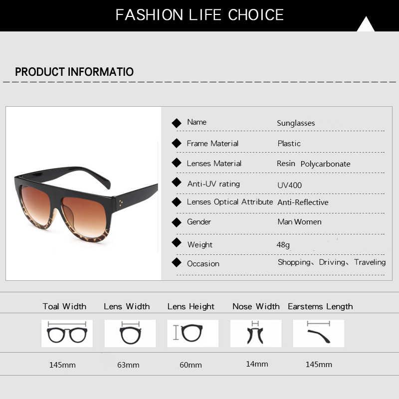 851af4a26275 ... Hot Sell 2019 Brand Men Full Frame Shades Glasses designer Sunglasses  Women Gradient Lens Sun glasses