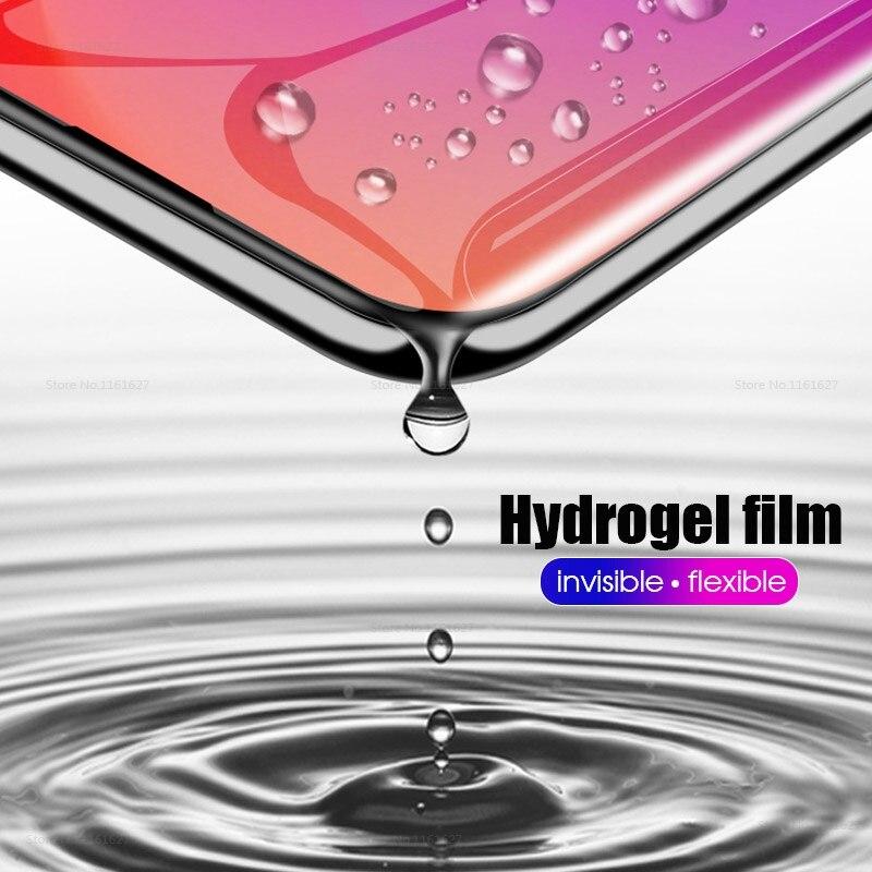 Image 5 - Soft Hydrogel Film Screen Protector For Xiaomi mi 9t pro 9 t mi 9 se mi9 t mi9t Tempered Glass For Xiaomi mi 9x cc9 cc9e A3 MiA3-in Phone Screen Protectors from Cellphones & Telecommunications