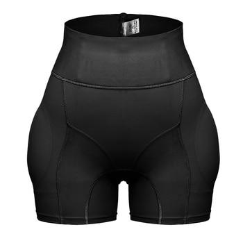 Women High Waist Shaper Butt Lifter Panties Enhancer Padded Control Panties Boyshort Briefs Fake Ass Buttock Hip Pants Underwear 4