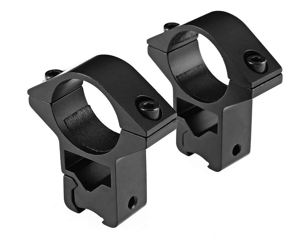 Spike stock 4003 iron 25.4mm ring diameter 11mm dovetail scope mount for air ar15 rifle  ...