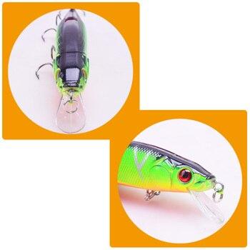 Amazing WDAIREN Minnow Fishing Lure 14g/22.5g Fishing Lures cb5feb1b7314637725a2e7: Burgundy|Purple|Red|White|Yellow