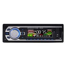 2016 Jugador de MP3 Del Coche/Lcd/7388 IC/12 V/HP-2127 Car Radio MP3 Apoyo Genuino USB/SD/MMC Tarjeta de Memoria/FM/WMA/Remoto