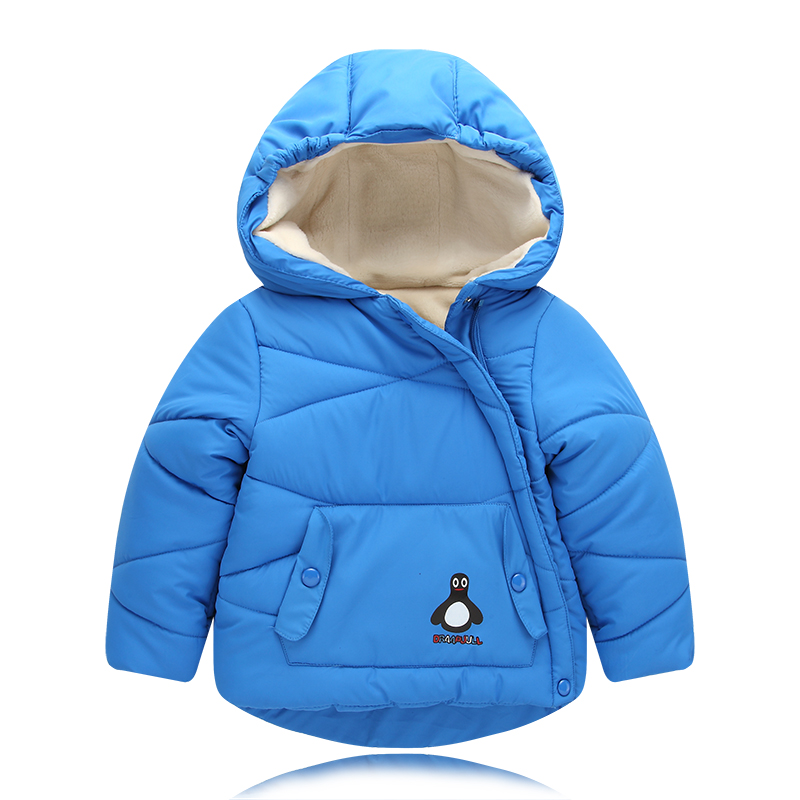 New Winter Children Down Cotton Baby Boy Thick Jacket Hooded Coat For Boys And Girls Girls Winter Coat Super Warm мойка кухонная franke maris mrg 610 58 сахара 114 0060 679