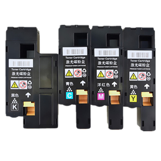 US $31 93 11% OFF Toner Cartridges Compatible For Fuji Xerox Docuprint  CP115w CP116w CP225w CM115w CM225fw CT202264-in Toner Cartridges from  Computer