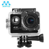 MEMTEQ Digital Camera 4K Wifi Action Sports DV Camera Camcorder Waterproof 2 0 16MP 170 Wide
