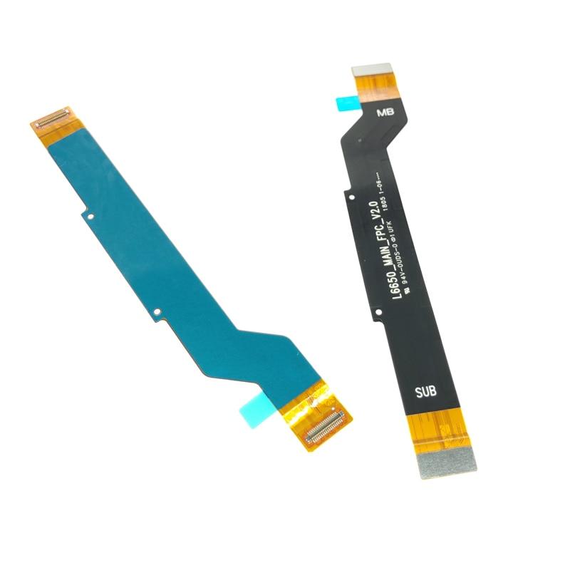 New Original Main Motherboard Connector Flex Cable For Xiaomi Redmi Note 5 1Pcs