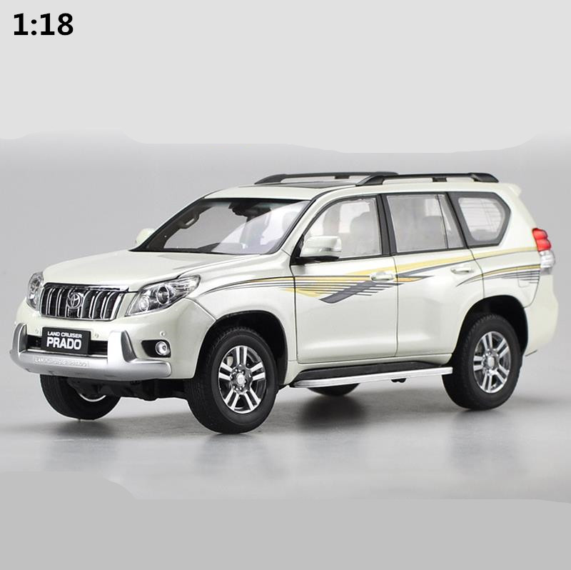 1:18 advanced TOYOTA PRADO alloy car toy,diecast metal model toy vehicle,high quality collection model free shipping 1 18 advanced alloy car toy aston martin db9 coupe diecast metal model toy vehicle collection model free shipping