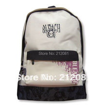Hot Sale Anime Bleach Theme of Kids Casual Backpacks Letter Casual Boy Schoolbag Computer Backpack