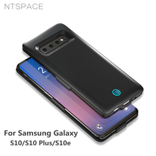 7000mAh Battery Charger Cover for Samsung Galaxy S10 Plus Battery Case 6000mAh Extenal Power Bank Charging Case for Samsung S10e цена 2017