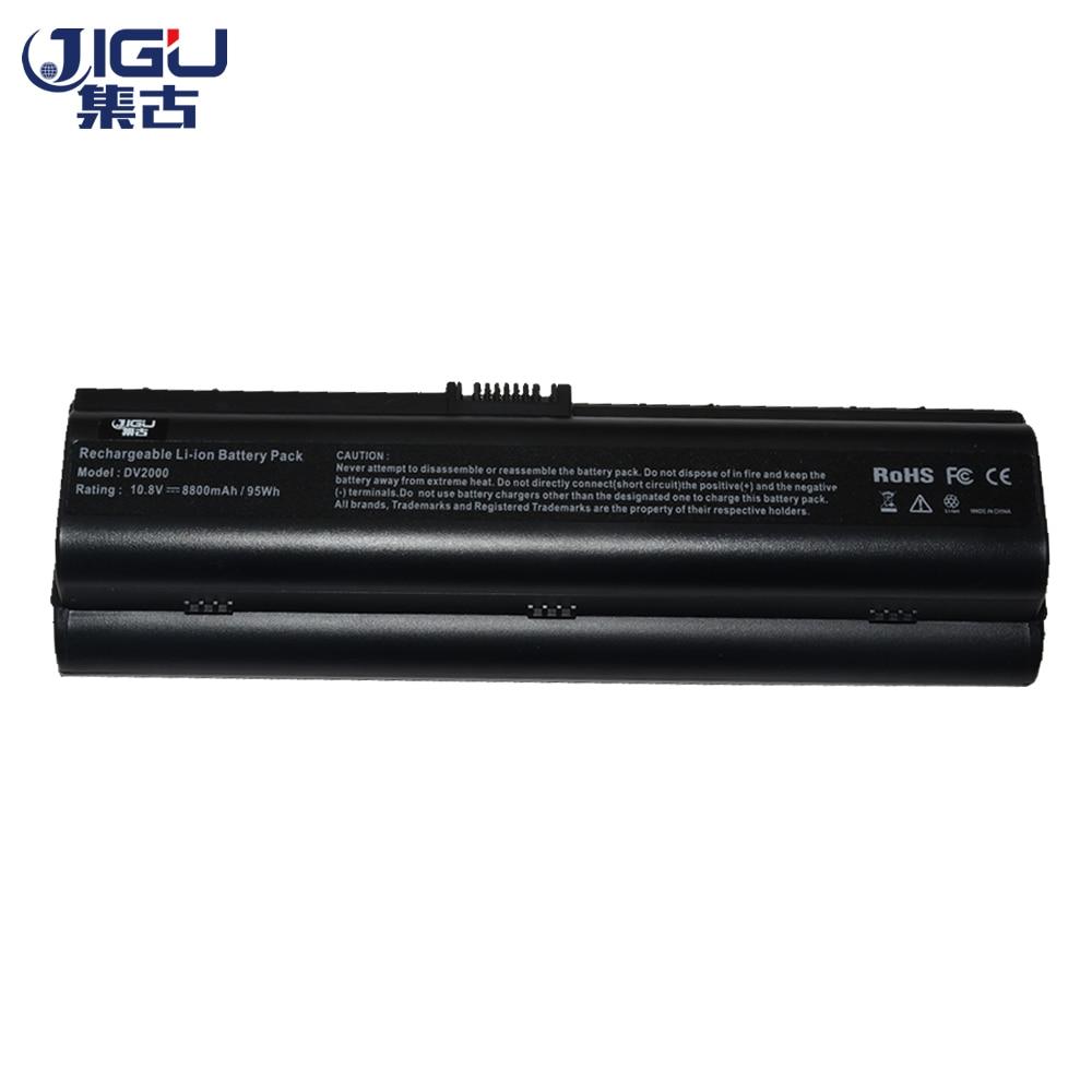 JIGU NEW Replacement Laptop Battery HSTNN-DB42 HSTNN-LB42 for HP Pavilion Dv2100 Dv2300 Dv2400 Dv2500 Dv2600