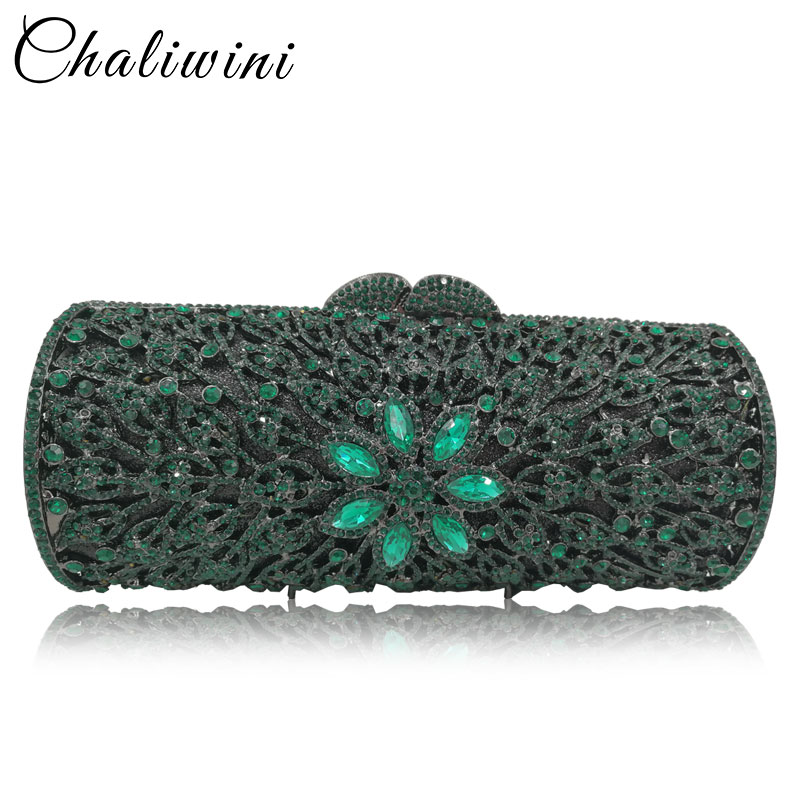 Chaliwini Round Hollow Out Crystal & Beaded Women Gold Evening Minaudiere Bags Wedding Party Handbag Bridal Mini Clutch PurseChaliwini Round Hollow Out Crystal & Beaded Women Gold Evening Minaudiere Bags Wedding Party Handbag Bridal Mini Clutch Purse