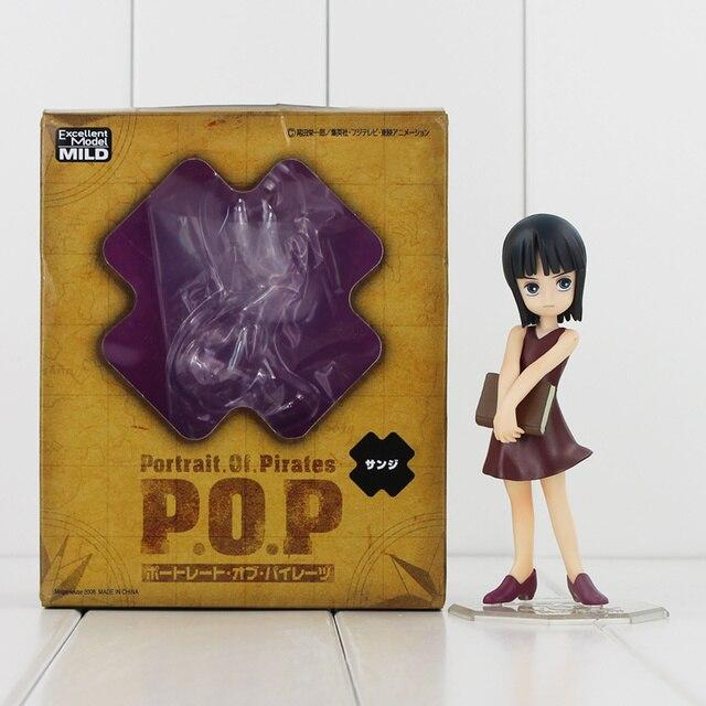 Neue Ankunft Japanischen Anime One Piece Modell Nico Robin Puppe