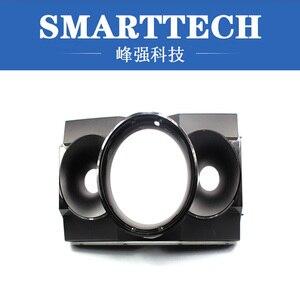 Molde de inyección de plástico personalizado de precisión carspeaker