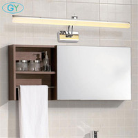 LED Wall lamps bathroom led cabinet light coiffeuse avec miroir makeup table mirror light maquiagem espejo pared con luz fixture