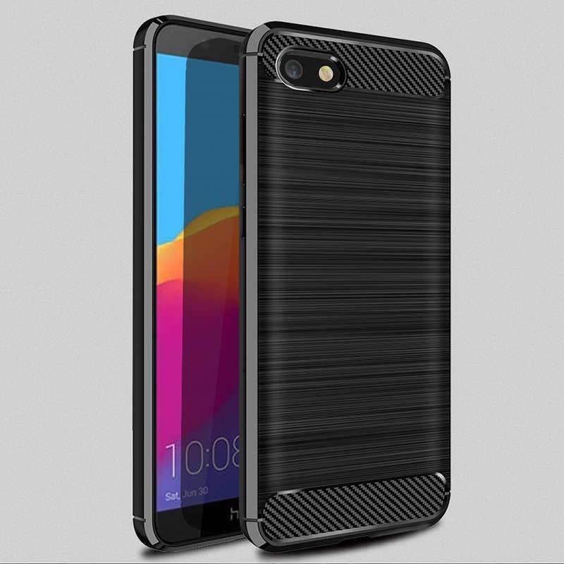 Для huawei Honor 7A чехол 5,45 дюймов Мягкий силиконовый чехол для телефона Honor 7A 7 A A7 для huawei DUA-L22 Русская версия задняя крышка