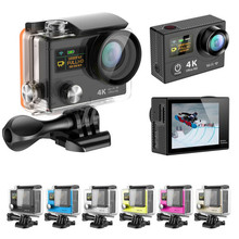 T2 Bicycle Bike Surfing Sport Camera H3 Ultra 4K HD 2.0 Inch Screen Action Camera Waterproof 30m HDMI HD Output 12-Megapixe