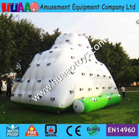Iceberg inflatable water slide Inflatable Water Toys with free CE pump and repair kit and free shipping