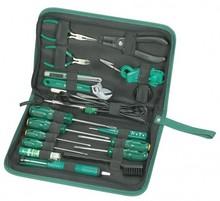 Набор инструментов для электротехнической работает SATA, S03720