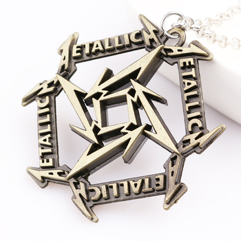 Metallica Necklace 1