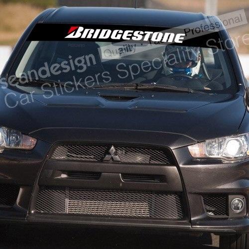 Bridgestone G11 Windshield Decal Sticker PVC