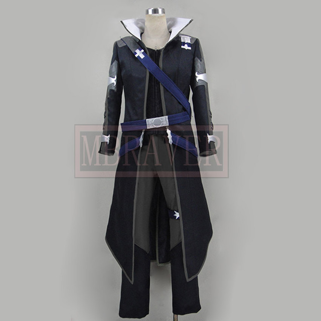 US $89 0 |Sword Art Online Cosplay Hollow Realization SAO Kirigaya Kazuto  Kirito Game Costume Custom Made Any Size-in Anime Costumes from Novelty &