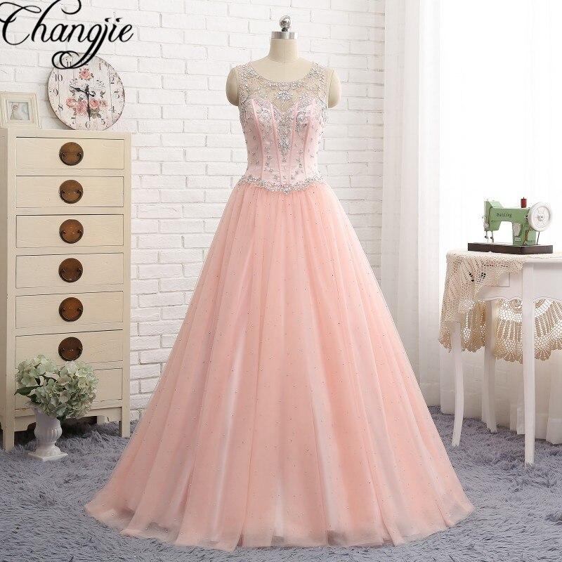 Luz de Color Rosa Vestidos de Quinceañera 2017 vestidos de 15 anos ...