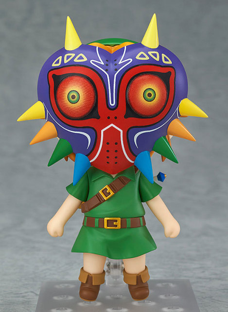 Hot ! Legend of Zelda Link Majoras Mask Action Figure