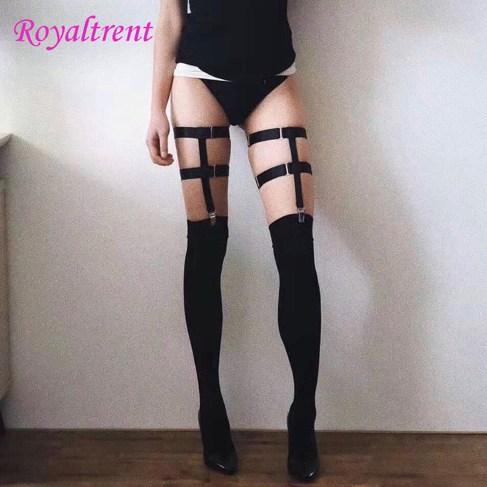 Best Selling Fashion Women Sexy Stockings Soft Breathable High Elastic Thigh High Stockings Set